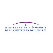Mnistu00e8re de l'u00e9conomie de l'industrie et de l'emploi (référence)
