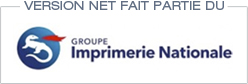 Version Net fait partie du groupe Imprimerie Nationale