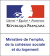 ministere emploi (logo)