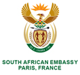South African Embassy Paris, France (logo)