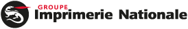 Groupe imprimerie nationale (logo)